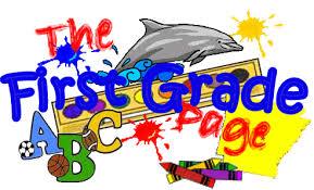 1st grade ABC page logo