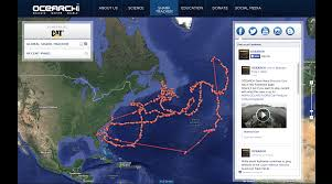 Florida Shark Attack Map by Great White Sharks You Can Track U0027em Cnn Travel