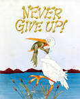 NEVER GIVE UP! - FROG & CRANE BATTLE! strangecosmos.com