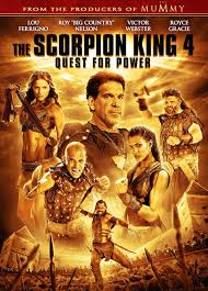 The Scorpion King 4 (El Rey Escorpión 4: La búsqueda del poder)