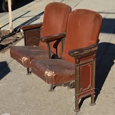 home theater seating san diego vintage theater opera seats from ford u0027s theater by phillysalvage