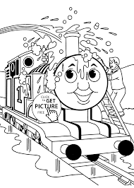 thomas coloring pages printable free printable train coloring