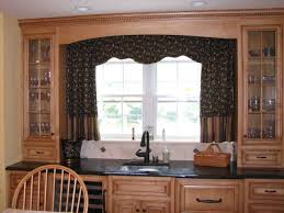 Kitchen Cabinets Plate Rack Improve Your Kitchen By Using Colorful Curtain Ideas Kitchen