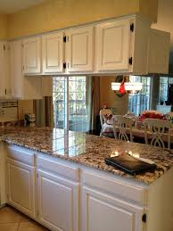 Kitchen Wall Mount Faucet Granite Countertop White Kitchen Cabinets With Red Walls