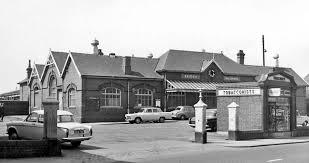 Blyth railway station