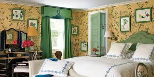 Green Bedroom Wall Designs Wall Decor Ideas U0026 Paint Color Guide Architectural Digest