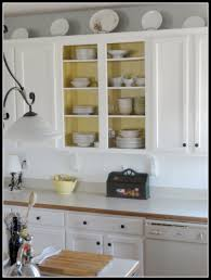 remodelaholic beautifully updated kitchen with pops of yellow