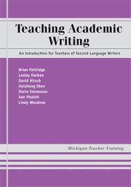 Teaching Academic Writing Enlarge jacket cover
