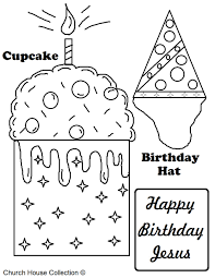 happy birthday jesus coloring page happy birthday jesus coloring