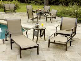 Mesh Patio Chairs by Exterior Appealing Outdoor Furniture Design By Woodard Furniture
