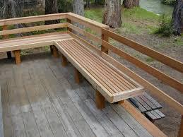 backyard decks and patios ideas deck bench railing visit more deck railing ideas http