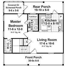 lovely ideas 1200 sq ft house plans 1 bedroom 5 12 best images
