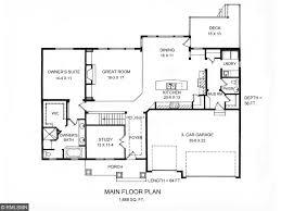 Garage Depth 11086 Lady Slipper Court Lake Elmo Mn 55042 Mls 4876579