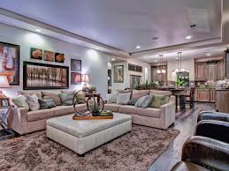 Decorating An Open Floor Plan Living Room Layouts And Ideas Hgtv