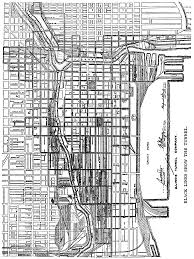 Grant Park Chicago Map by Today Is The 25th Anniversary Of The Chicago Flood