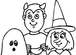 cute halloween coloring pages coloringsuite com