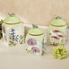 ceramic kitchen canisters sets dream house collection