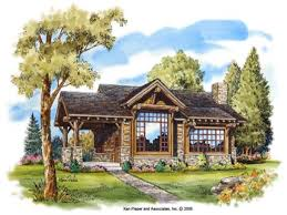 Lakeside Cottage Plans by Mountain Home Designs Floor Plans Mountain Home Designs Floor