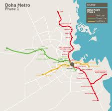 Metro Lines Map by Qr Dohametro2d All 20150903 08 Jpg