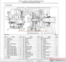auto repair manuals case mini excavator service manual u0026 parts manual
