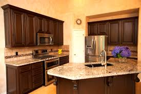 Restaining Kitchen Cabinets Restaining Kitchen Cabinets Cost Monsterlune