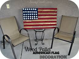 halloween garden flags diy how to make an american flag out of a wood pallet step by