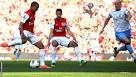 BBC Sport - Arsenal 3-0 Aston Villa