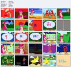 สอนอ่านเสียงสระ สำหรับเด็ก เตรียมอนุบาล-อนุบาล VCD 1 แผ่น