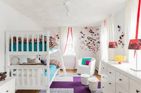 Easy Bedroom Ideas For A Teenager Creative Shared Bedroom Ideas For A Modern Kids U0027 Room Freshome Com