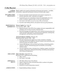 Resume Headline Examples by Resume Sales Management Resume Examples Sample Cvs For Freshers