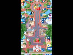Map Of Downtown Disney Orlando by Main Street Disney World Interactive Map Youtube