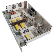 3d Floor Plans by 3d Floor Plans U2013 Render Depot