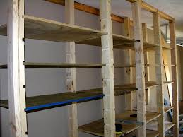 fine decoration how to build garage shelves chic ana white home