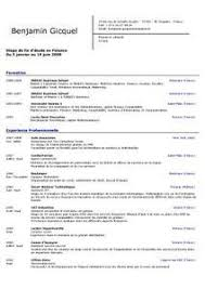 CV - Benjamin Gicquel, Master 2 Corporate Finance - CV_Benjamin_Gicquel_Finance
