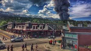 Fire Evacuation Plan In Restaurant by 100 Acre Fire Grows West Of Durango Evacuations Ordered Fox31