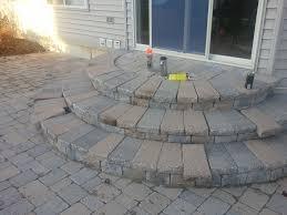 Brick Paver Patterns For Patios by Simple Paver Patio Designs Brick Pavers Ann Arbor Canton Patios