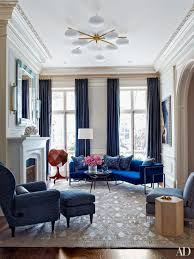 before and after a magnificent nyc townhouse restoration living