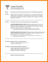 comprehensive resume sample for nurses 7 nurse aide cna resume resumed job nurse aide cna resume medical assistant resume template 1 png