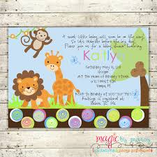printable baby shower invitations for boys 17 best ideas about jungle baby showers on pinterest jungle