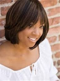 short weave hairstyles for black women with round faces wigsbuy com