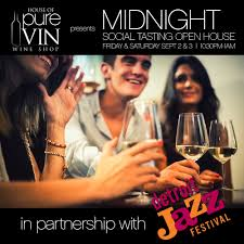 Detroit Jazz Festival Map Events Reference U2014 House Of Pure Vin