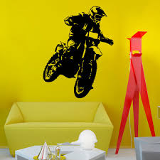 compare prices on dirty decals online shopping buy low price mt1001 motocross motorcycle moto dirty bike wall art sticker decal home diy decoration decor wall mural