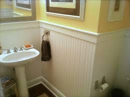 small bathroom cottage style beadboard bathroom home color ideas