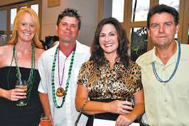 Karen Finnerty, Rich Griffin, Mimi Hirstein and Stuart Hirstein ... - 100626_9