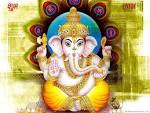 Wallpapers Backgrounds - Baby Ganesha Cute Wallpapers