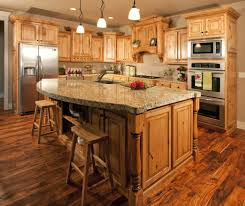 Quality Kitchen Cabinets San Francisco What Countertop Would Look Good With Hickory Cabinets Google
