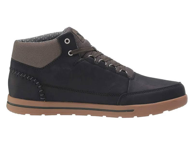 Forsake Phil Mid Casual Shoe Black Medium 10.5 MFW18PM2105