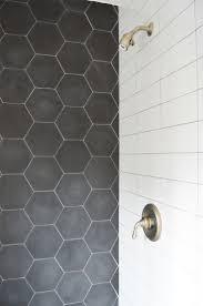 best 25 hex tile ideas on pinterest subway tile bathrooms