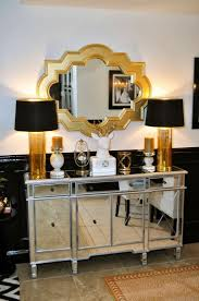 best 25 gold dining rooms ideas on pinterest gold and black livelaughdecorate a black white and gold reveal love this color combo in this