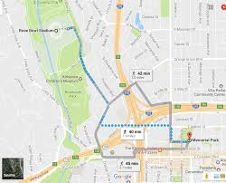 Google Maps Los Angeles by Go Metro To U2 U0027s Joshua Tree Shows At The Rose Bowl The Source